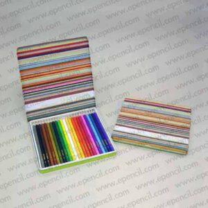 16. 24cps Round_Tri_Hex Colour Pencil in Tin Case_800x800