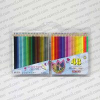 23. 48pcs Round_Tri_Hex Colour Pencil in PVC Clamshell_800x800
