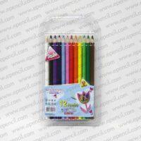 25. 12pcs Jumbo Round_Tri_Hex Colour Pencil in PVC Clamshell_800x800