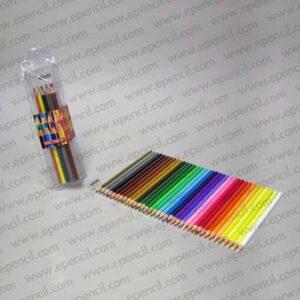 29. 36pcs Round_Tri_Hex Colour Pencil in Tri Clamshell_800x800