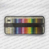 32. 31pcs Drawing Colour Pencil Set with Canvas in Clamshell_800x800