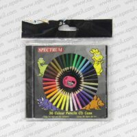 34. 36pcs Mini Colour Pencil in CD Case_800x800