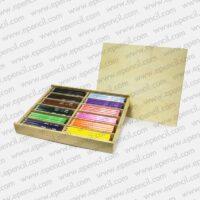 36. 144pcs Round_Tri_Hex Colour Pencil in Wooden Box_800x800