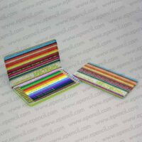 52. 12pcs Round_Tri_Hex Water Soluble (Aqua) colour pencilin Tin Case_800x800