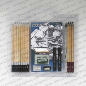 84. 18pcs Sketch Set in PVC Clamshell_800x800