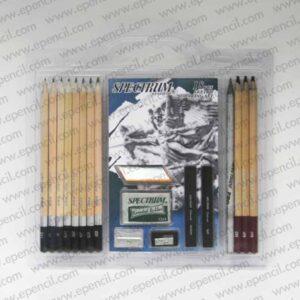 84. 18pcs Sketch Set in PVC Clamshell_800x800