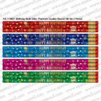 HS 113921 Birthday Multi Glitz