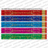 HS 113959 Welcome To School Glitz