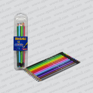 73. 12pcs Erasable Colour Pencil in PVC Clamshell_800x800